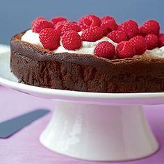 Flourless Chocolate Fudge Torte