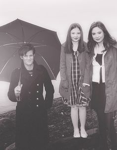 Matt, Caitlin, and Karen