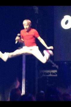 Niall...can fly.