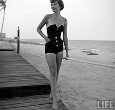 1950's Beach Style