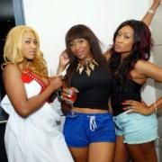 Nollywood beauties: Oge Okoye, Ebube Nwagbo and Rukky Sanda chilling at the poolside sipping champagne. See more pics: http://www.nigeriamovienetwork.com/articles/read-nollywood-beauties-oge-okoye-ebube-nwagbo-and-rukky-sanda-photos_700.html#sthash.blYzvTy6.dpuf