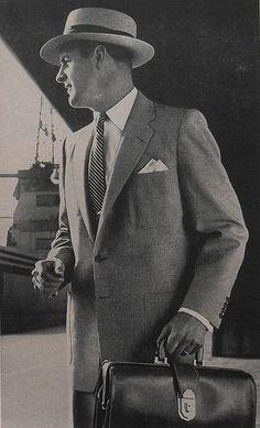 1950's Men's Fashion