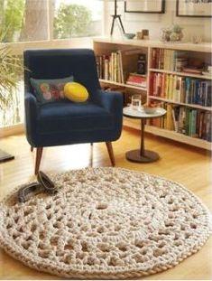 doily rug 2
