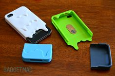 SwitchEasy Melt Case for iPhone 4S Review - Gadget and Accessory Reviews - Gadgetmac   this would be cool if i had an iphone :P