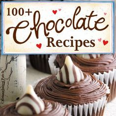 100 Chocolate Recipes