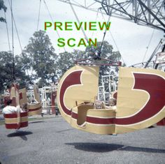 Baltimore in the 1960s | 1960s Gwynn Oak Park, Woodlawn MD Amusement Park Original 120 Format ...