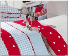 The Spanish Hemstitch Attachment is exclusive to both Bernina and Husqvarna Viking sewing machines. It is used to create the look of hand-sewn fagotting entirely by machine. The decorative technique joins two pieces of fabric or lace leaving a sp.