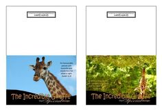 Write a note of encouragement on one of these cool free printable Giraffe Gift Note Cards with Bible verse   papergiftsforestefany.wordpress.com