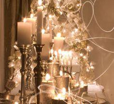 Gorgeous Christmas decorations!