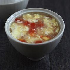 Simple Egg Drop Soup