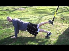 TRX ab and core trx workouts-TRX exercises and trx training workout