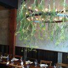 10 Greenery-Draped Chandeliers, Holiday Edition Gardenista