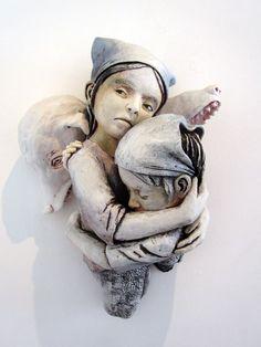 Joe Kowalczyk, ceramic sculpture #art #ceramic sculpture #sculpture #ceramic