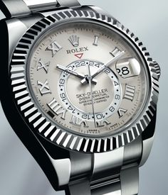 The New Rolex Sky-Dweller