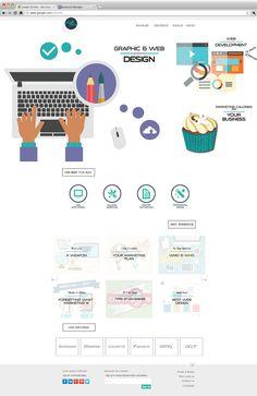 Vanilla and Banana | Graphic and Web Design
