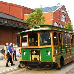 Trolley Ride - Louisville, KY
