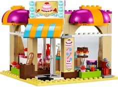 Lego Friends Downtown Bakery - comes out August '13