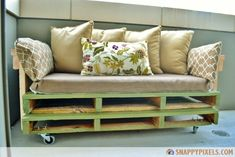 107 Used Pallet Projects and Ideas