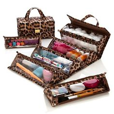 This is the best product!  Get one!! Joy Mangano The Better Beauty Case Set and Bonuses Galore at HSN.com.