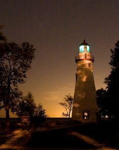 Marblehead Lighthouse, Marblehead OH