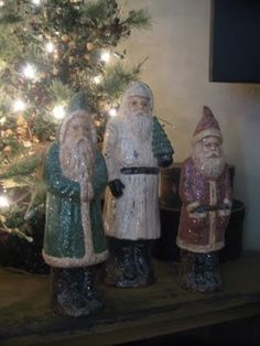. father christmas, primit christma