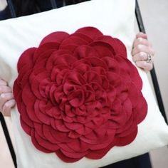 Another petal pillow