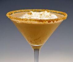Samoa cookie martini