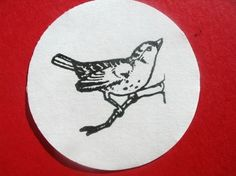 Bird stamp $4.75