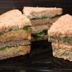 3 sandwich filling