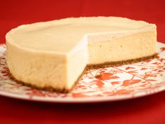Classic Cheesecake Recipe : Food Network Kitchen : Food Network - FoodNetwork.com