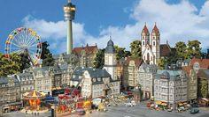 town center - europe
