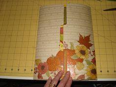 A Creative Operation: File Folder Album