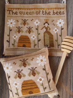 bees, queens, the queen