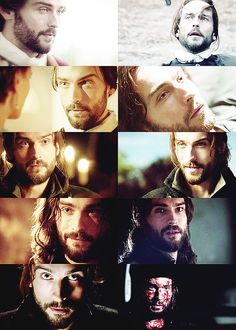 Ichabod Crane ~ Sleepy Hollow Fan Art