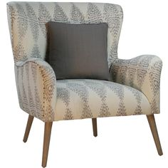 Franklin Chair by Dovetail Furniture.