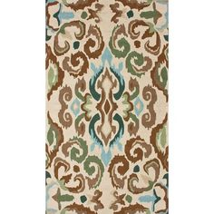 I pinned this Tamara Rug in Sandstone from the Palmer & Grove event at Joss and Main!