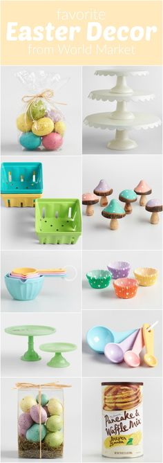 Easter Baking Gifts