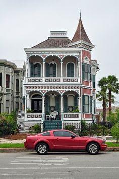Victorian Home - Galveston, TX