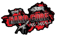 Hard Core Hog Dogs Decal order yours @ www.hardcorehogdogs.com