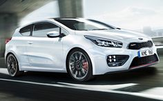 Kia's GTI Hot Hatch Competitor Revealed Before Geneva Debut - WOT on Motor Trend