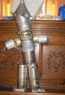 Fixer the Robot #Earthday