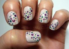 Polky dots!