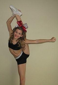 ...you practice this even if you weren't a flyer. 35 Things Every Cheerleader Will Understand #cheer #cheerleader #cheerleading