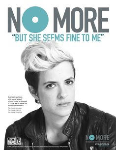 One in 10 high school students has been purposefully hit, slapped or physically hurt by a boyfriend or girlfriend. #NOMOREexcuses