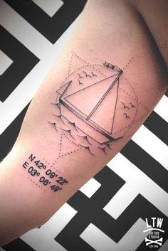 Tattoo / coordenadas