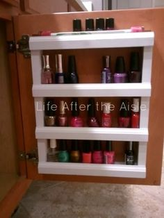 DIY Makeup Organization @ Home Ideas and Designs