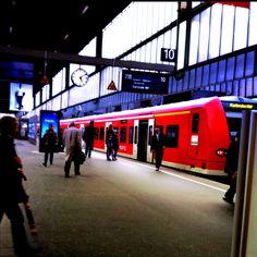germani train, train stations