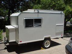 home built pop up camper