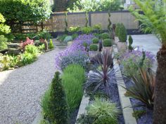 landscape ideas for small back yards | Small Garden Landscape Design Photograph | small garden land