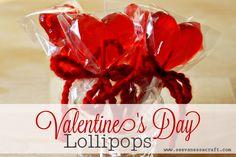 Homemade Lollipops 6